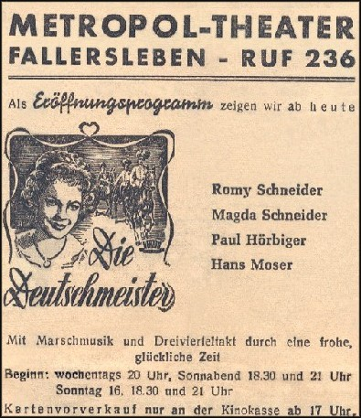 Metropol Fallersleben